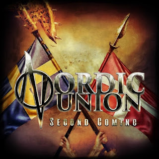 "Το τραγούδι των Nordic Union Walk Me Through The Fire"" από το album ""Second Coming"""
