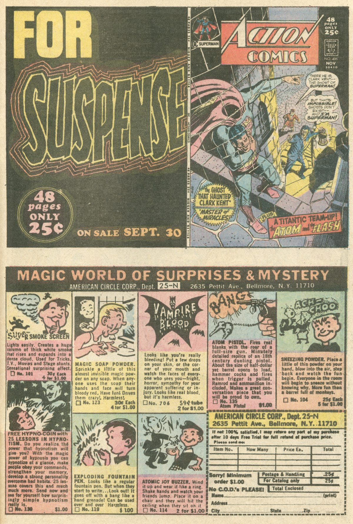 Read online World's Finest Comics comic -  Issue #207 - 49