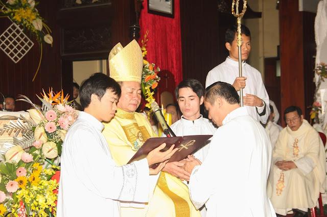 Lễ truyền chức Phó tế và Linh mục tại Giáo phận Lạng Sơn Cao Bằng 27.12.2017 - Ảnh minh hoạ 113