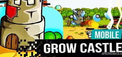 Grow Castle Apk + Mod (Coins/Gems/Skill Points) Download