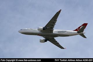 AVIÓN AIRBUS A330 TC-JIR