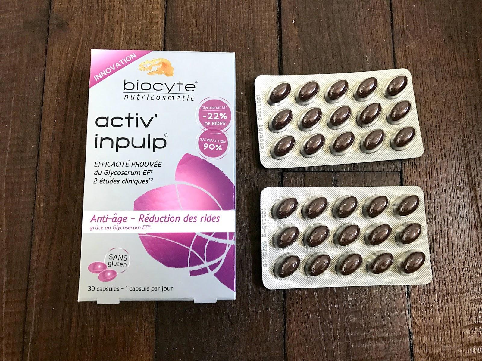 Les compléments activ' inpulp de biocyte top ou flop