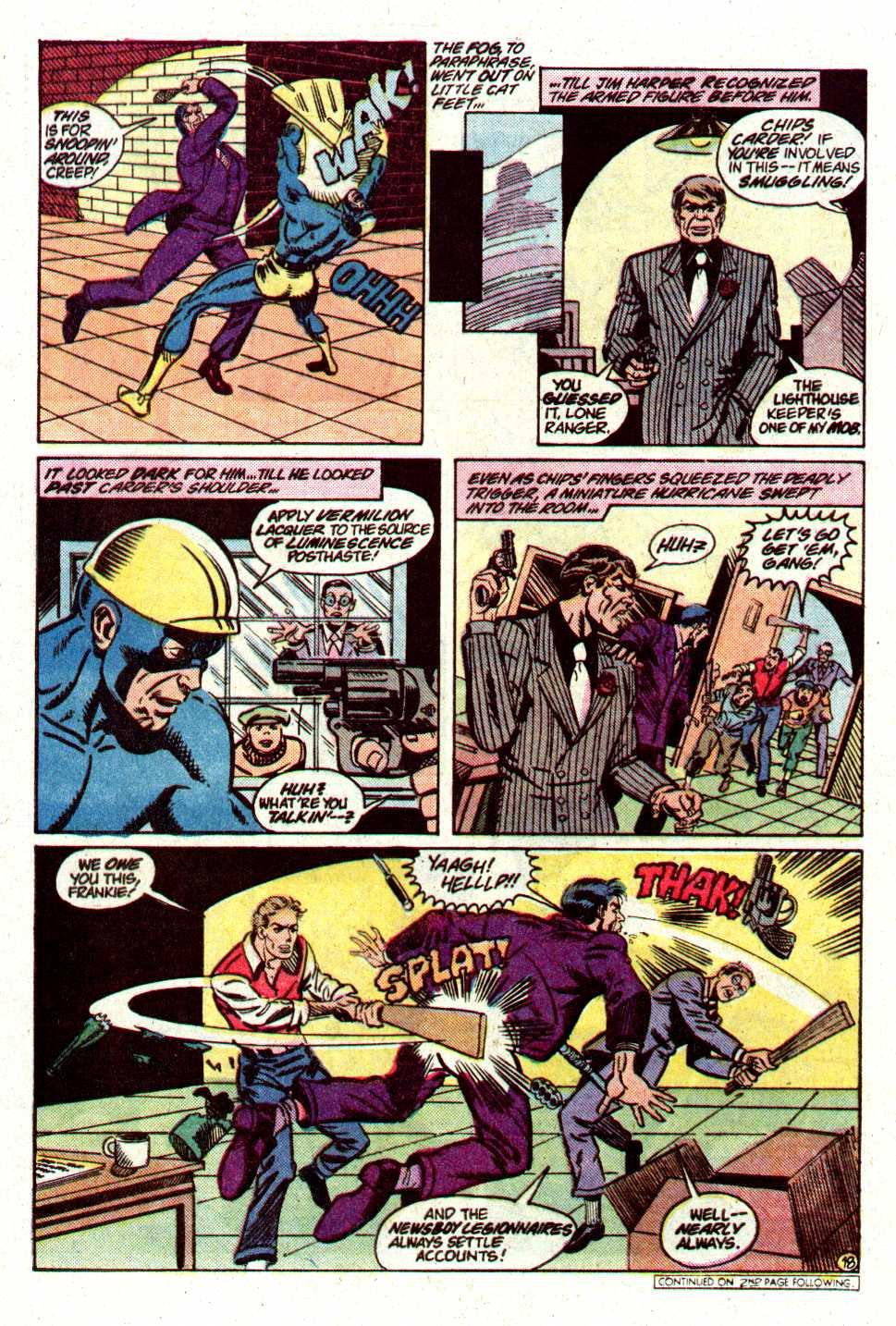 Read online Secret Origins (1986) comic -  Issue #19 - 39