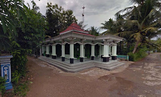 Masjid Nduri Dusun Kangkung Hadiwarno Ngadirojo Pacitan