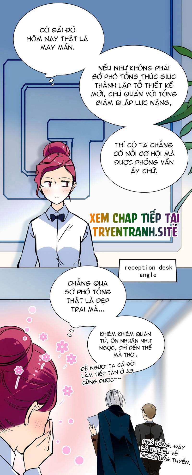Tịch Nhan Hoa Nở Chỉ Vì Em – Chap 8