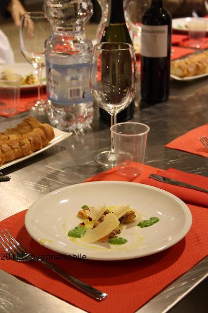 Incontri con lo chef, una serata deliziosa!