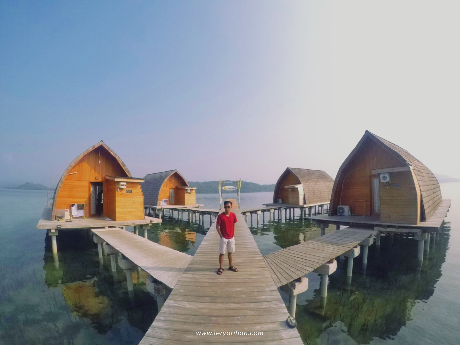 Review Begini Rasanya Menginap Di Andreas Resort Pulau