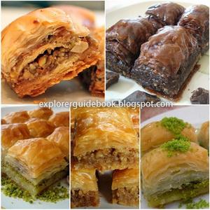 Makanan Khas Turki Istambul Baklava