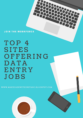 Top sites offering online data entry jobs