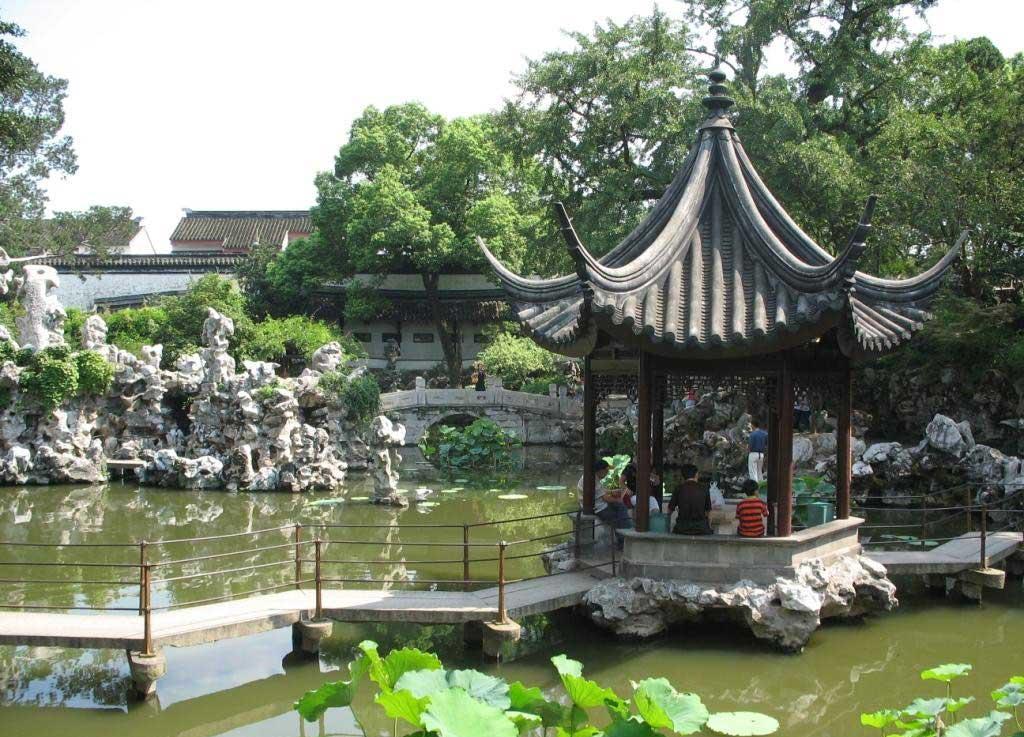 Sozhou, grad sa najlepšim baštama na svetu - Page 2 Classical-Gardens-of-Suzhou-China