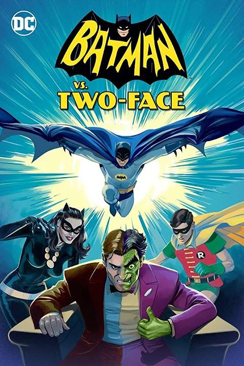 Batman   Kunder  Dy Fetyrshit (Batman vs. Two-Face)Dubluar ne shqip