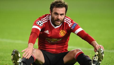 Mata sẽ rời M.U ngay khi Mourinho bắt tay làm việc