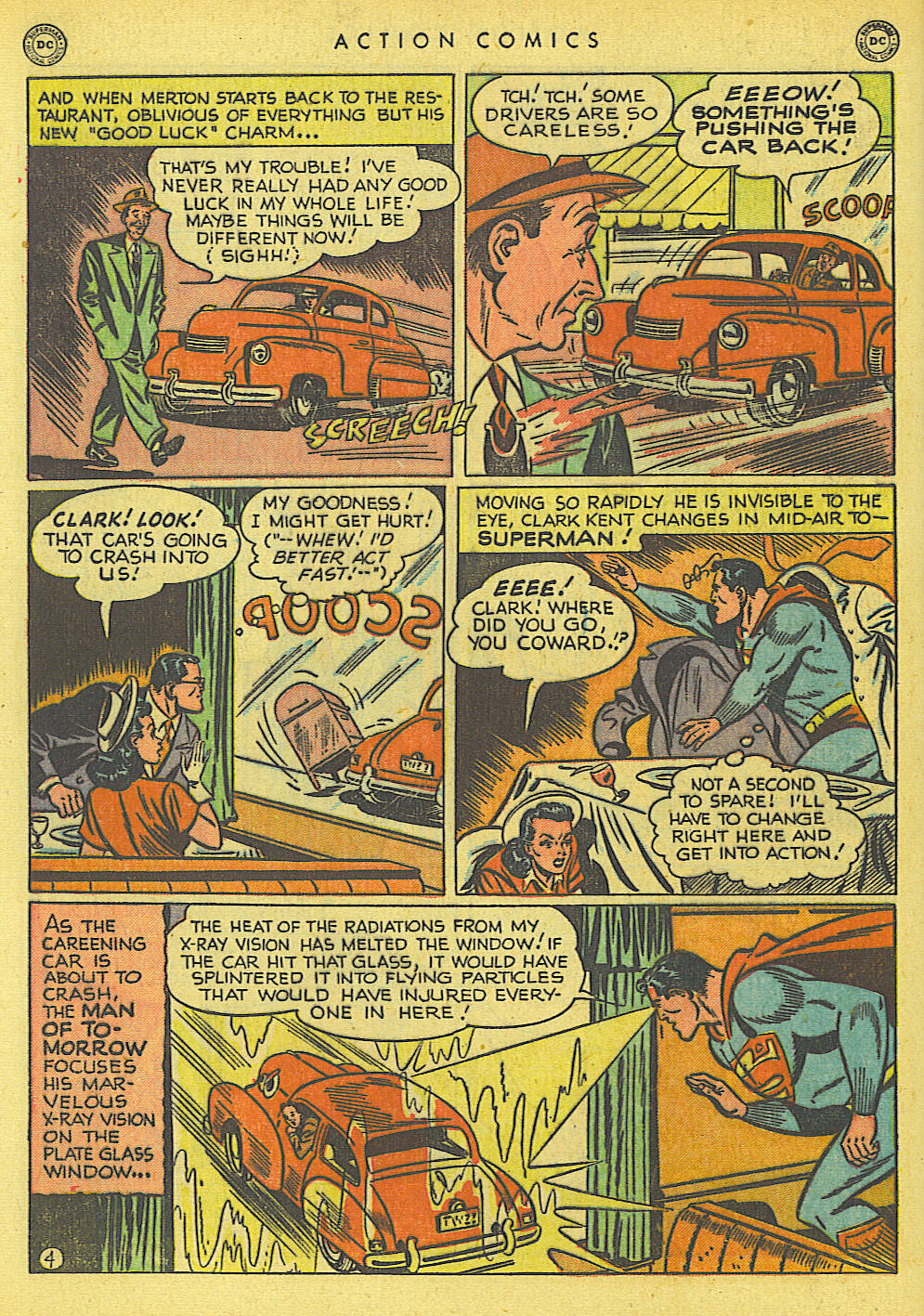 Read online Action Comics (1938) comic -  Issue #145 - 5
