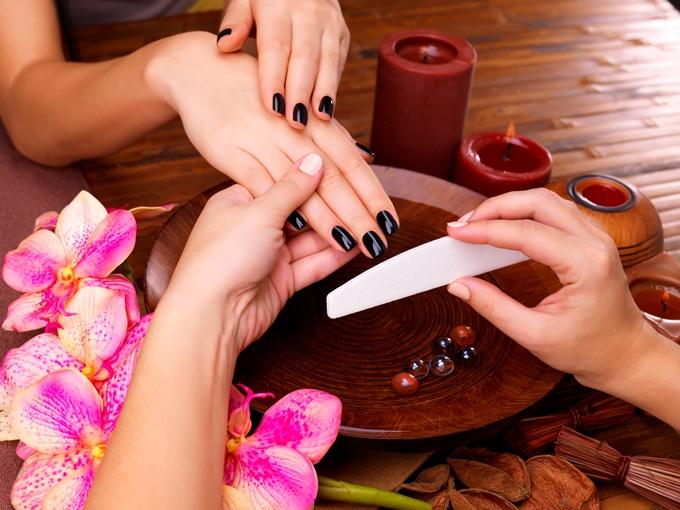 Seleção especial Esmaltes e unhas- suas mãos lindas e saudáveis!