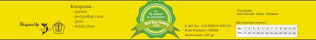 Workshop Pengembangan Usaha (Pentingnya Pengurusan PIRT)