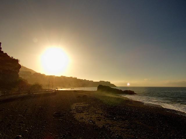 uma manhã na Praia Formosa