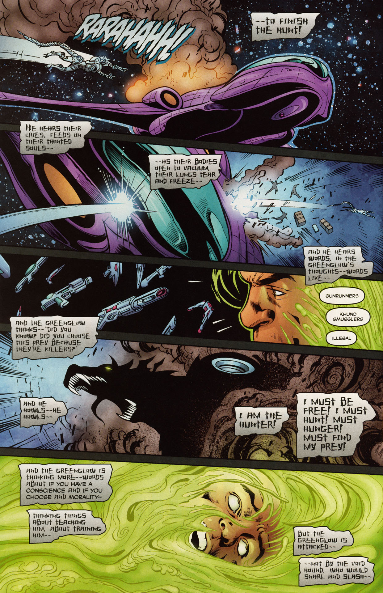 Read online Trinity (2008) comic -  Issue #41 - 25