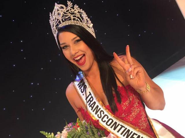 Η 24χρονη κρητικιά Κωνσταντίνα Παγάνη «Μις υφήλιος 2017»