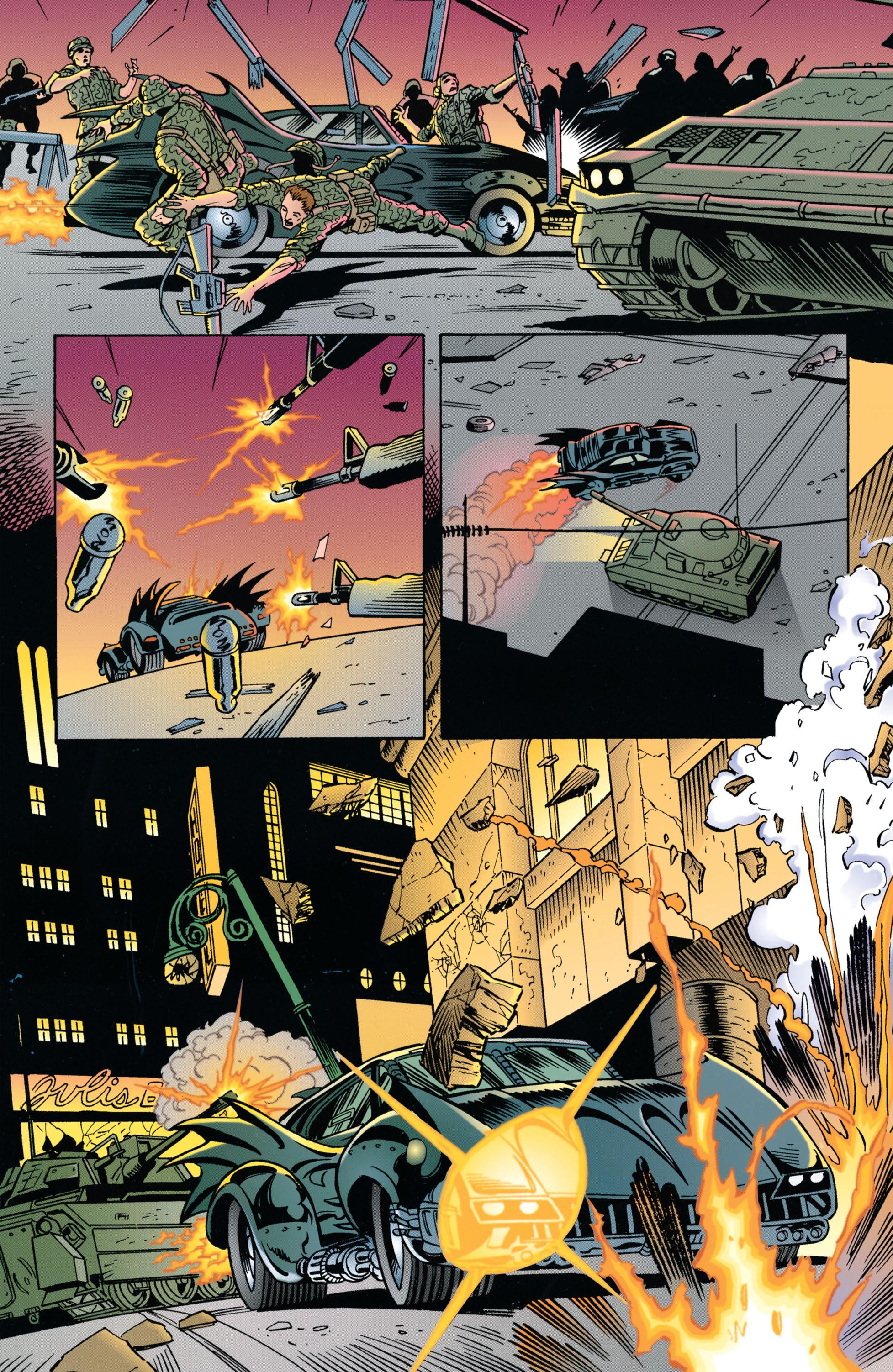 Detective Comics (1937) 696 Page 20