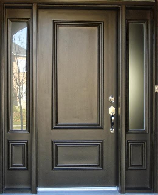 desan pintu minimalis klasik