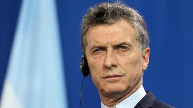 Presidente argentino denunciado nuevamente por las offshore