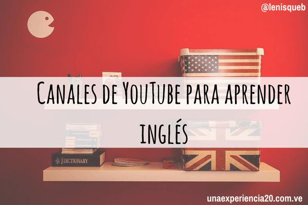 Canales-de-youtube-para-aprender-inglés