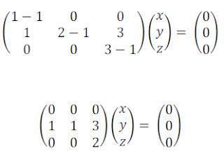 Cálculo del primer autovector