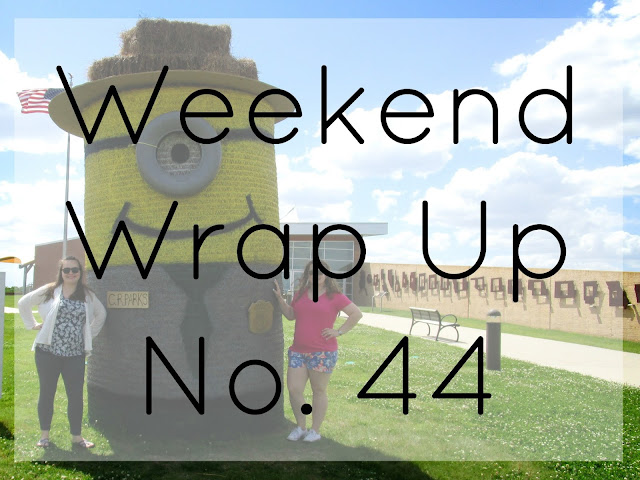 Weekend Wrap Up No. 44 from Courtney's Little Things
