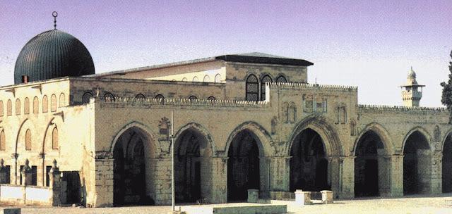 Gambar Masjid Al Aqsha Yerusalem Palestina