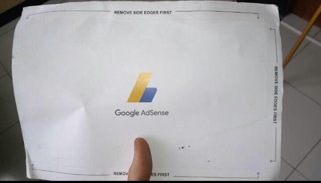 Surat Pin Verifikasi Alamat akun Adsense kalian belum datang? Begini cara mendapatkannya