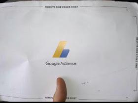 Surat Pin Verifikasi Alamat akun Adsense kalian belum datang? Begini cara mendapatkannya - Responsive Blogger Template