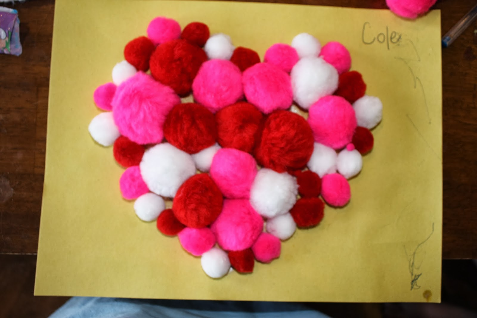 Easy Valentines Day Craft For Kids Mimi Lee Printables