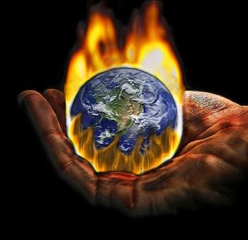 Réchauffement climatique de la planete