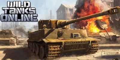 Free Download Wild Tanks Online Apk v1.40