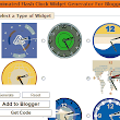 How To Add Animated Flash Clock To Your Blogger