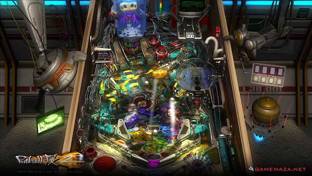 Pinball FX 2 Gameplay Screenshot 2