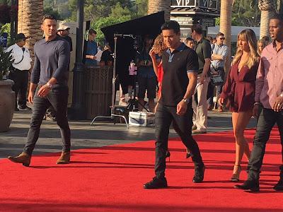 Mario Lopez Universal Hollywood