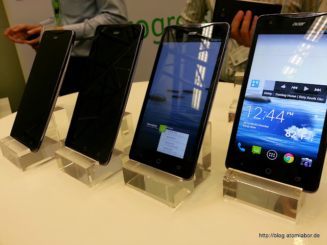 Neues Android Gadget Acer Liquid S1 Phablet Top Handy Zu