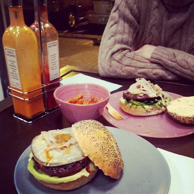 hamburguesería Timeburger