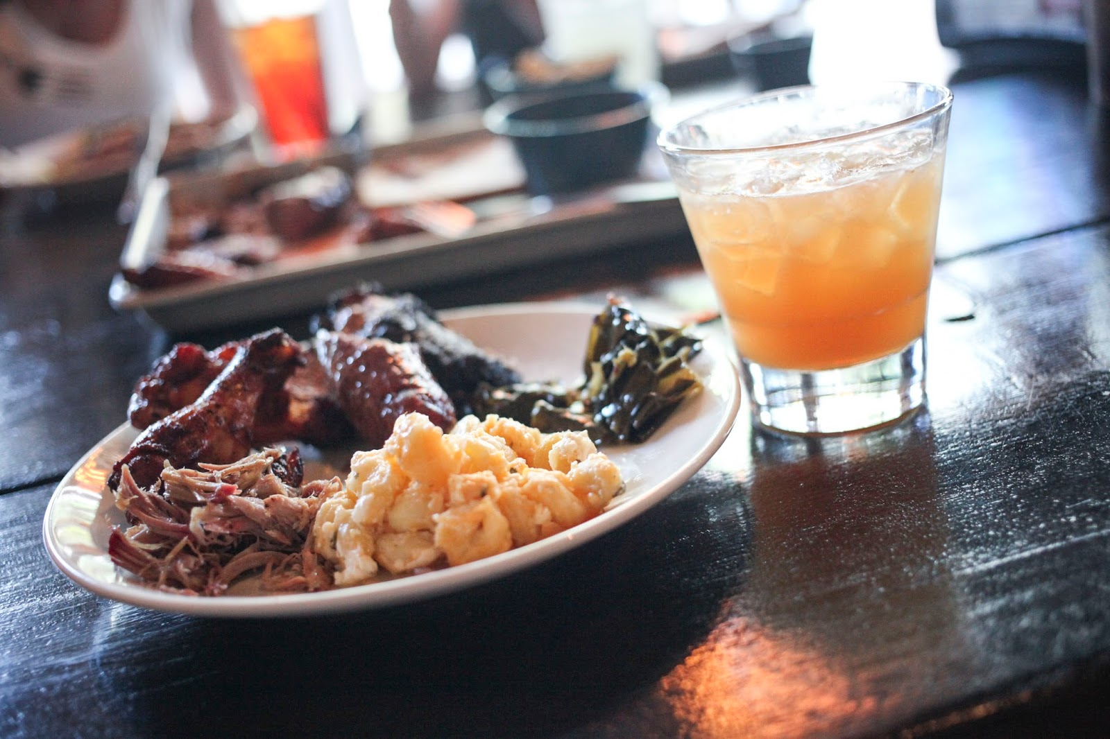 sinfully delicious food from Twin Smokers BBQ