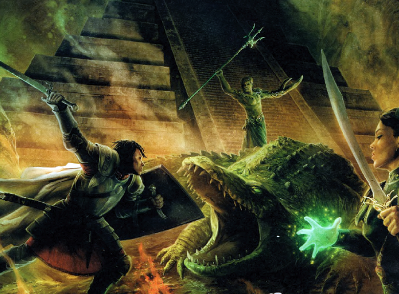 Power Score: Elemental Evil - A Guide to Princes of the Apocalypse