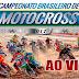 AO VIVO - Assista  1ª etapa do Brasileiro de Motocross - Cornélio Procópio (PR)