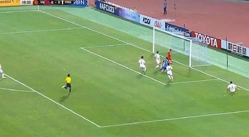 كوريا الشمالية تتغلب على فيتنام في الجولة الاخيرة من دور المجموعات في كأس آسيا تحت 23 سنة