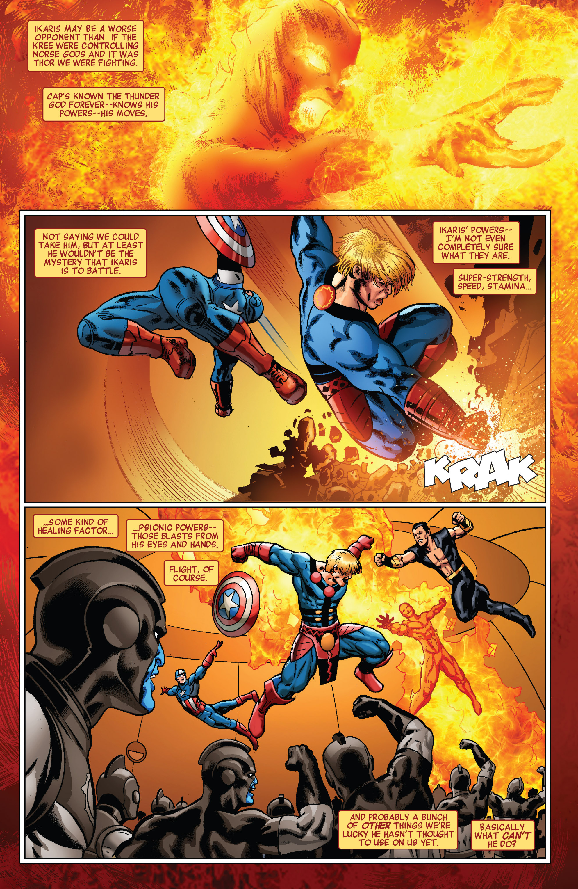 Read online All-New Invaders comic -  Issue #4 - 12