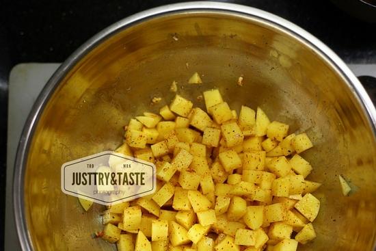 Resep Hash Brown Potatoes | Just Try & Taste