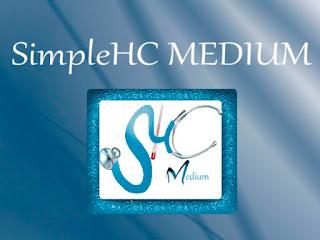 SimpleHC Medium, el software libre recomendado para consultorios médicos, software libre, medicina, consultorio medico, historia clinica, salud