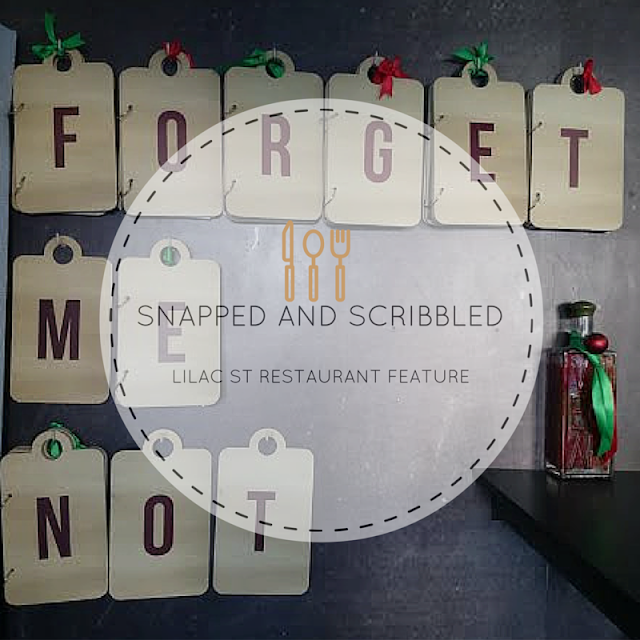 Forget Me Not Cafe At Lilac Street