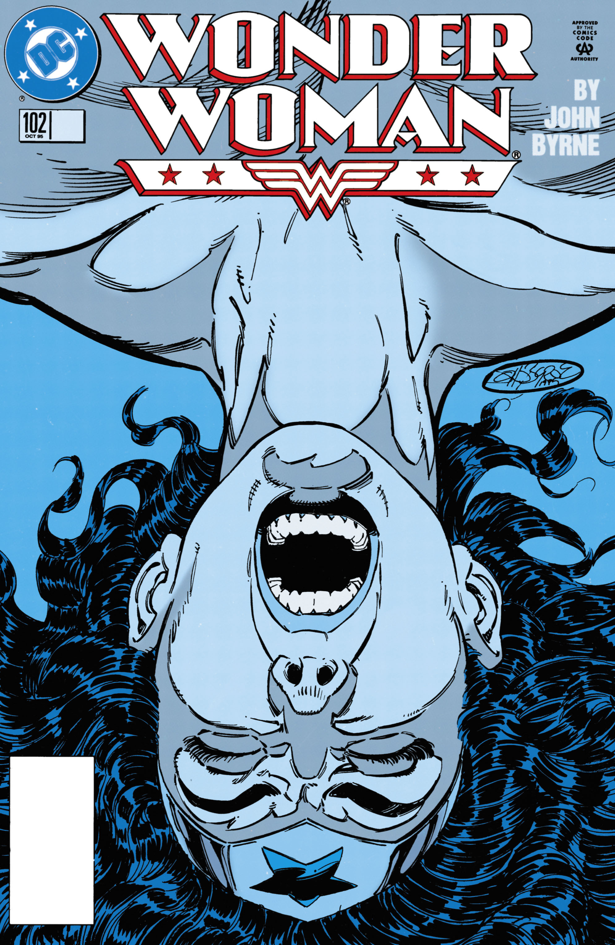 Read online Wonder Woman (1987) comic -  Issue #102 - 1