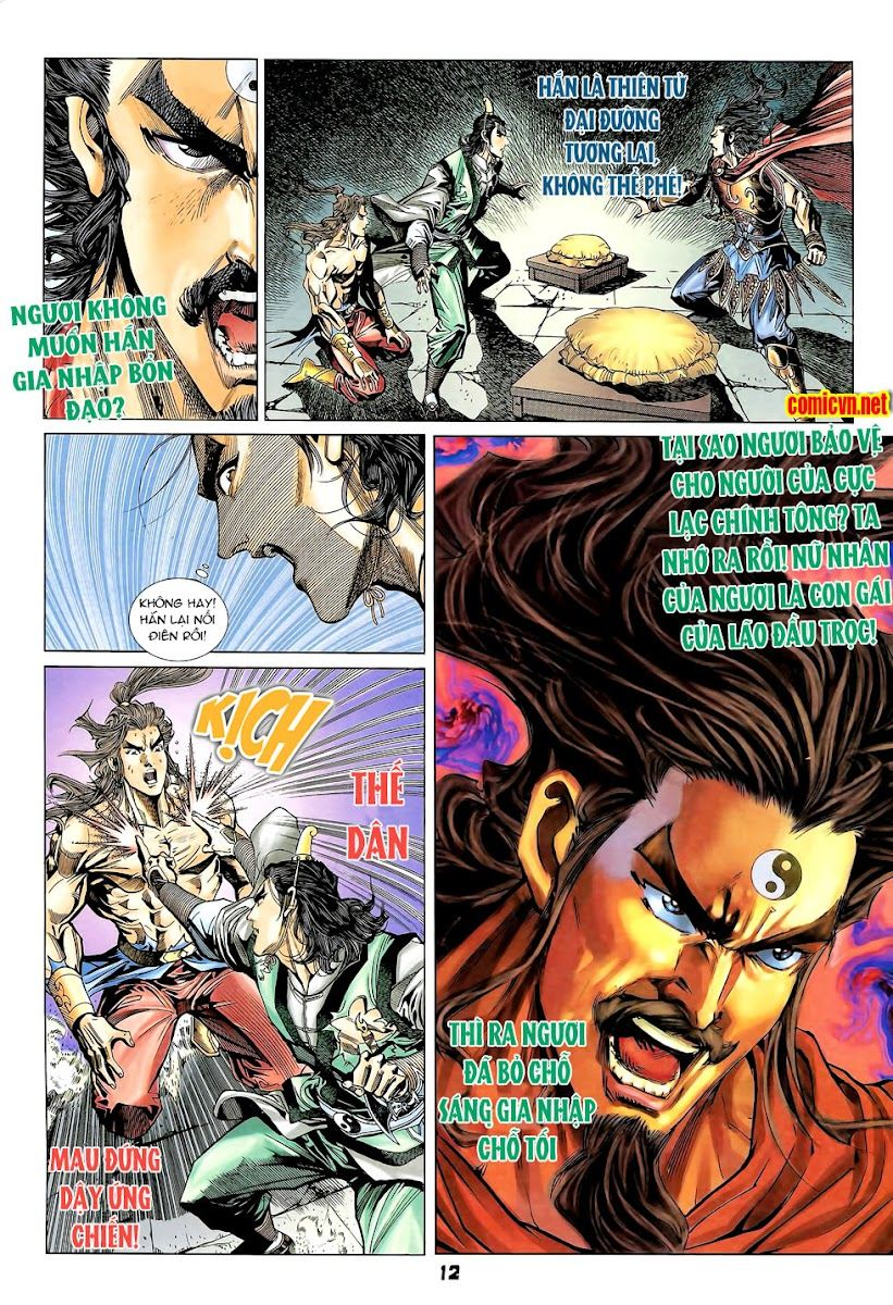 Đại Đường Uy Long chapter 88 trang 13