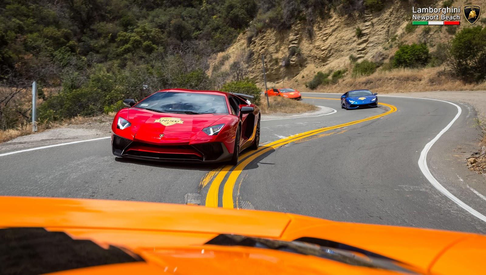 Lamborghini Newport Beach